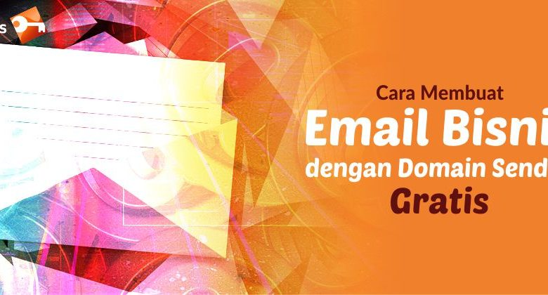 Cara Mebuat Email Bisnis
