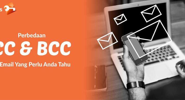 Perbedaan Cc dan Bcc Pada Email