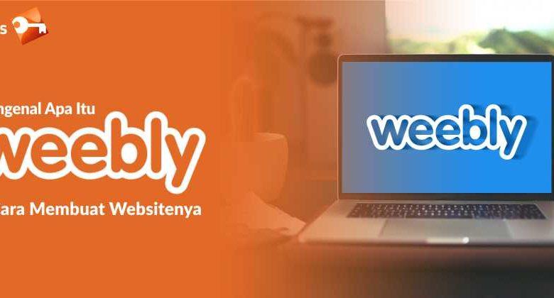 Apa Itu Weebly