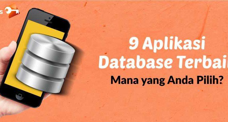 Aplikasi database