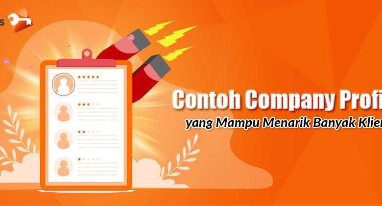 Contoh Company Profile yang Mampu Menarik Banyak Klien