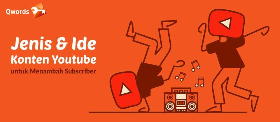 Ide Konten Youtube