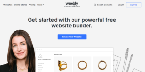 Mengenal Weebly