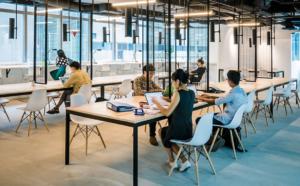 Pengalaman Kerja di Coworking Space