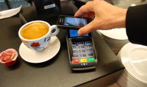 Transaksi dengan NFC