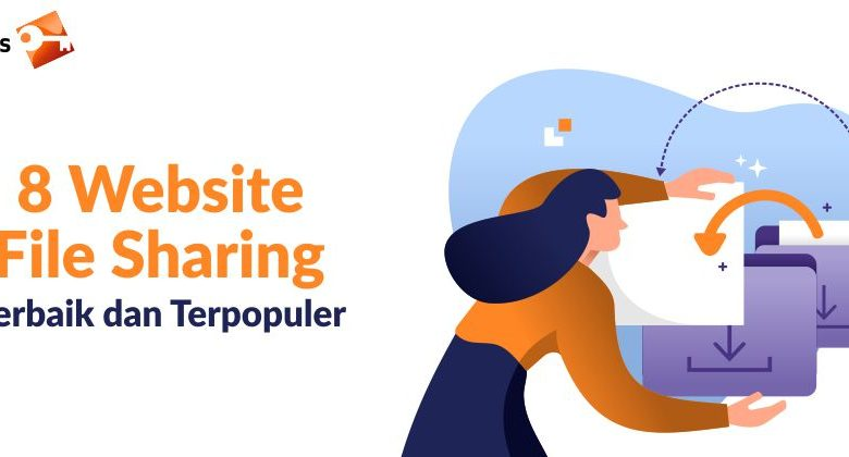 8 Website File Sharing Terbaik dan Terpopuler
