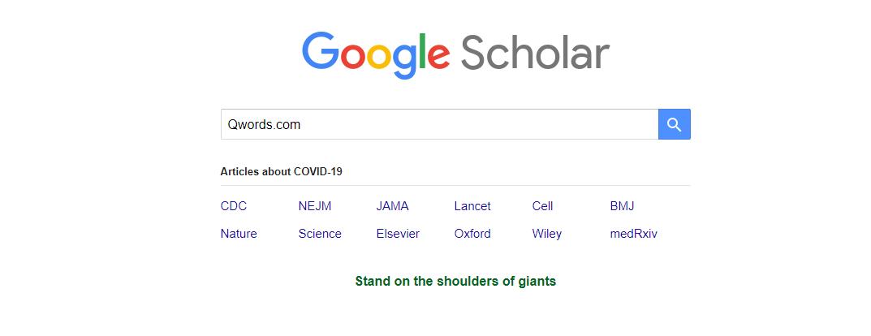 Google Scholar adalah