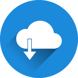 cara mempercepat download file cloud