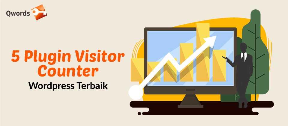 5 Plugin Visitor Counter WordPress Terbaik