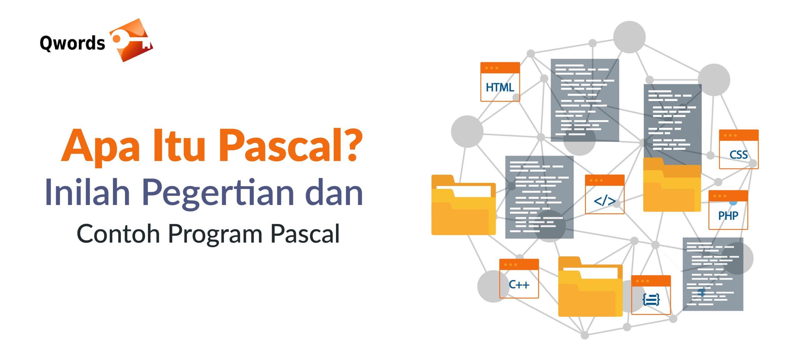 Apa itu Pascal