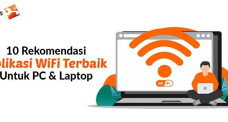Aplikasi WiFi Terbaik Untuk PC