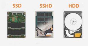 Perbedaan SSHD dan HDD