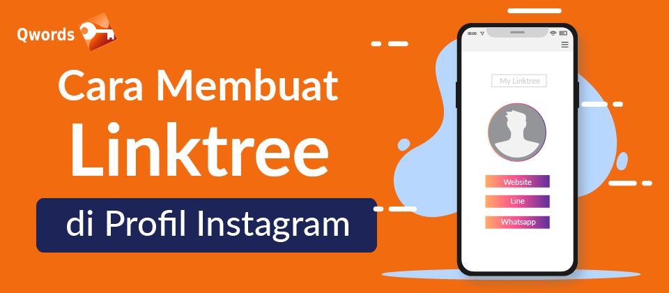 Cara Membuat Linktree di Profil Instagram