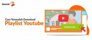 Cara Termudah Playlist Youtube