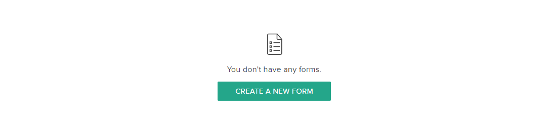 create ne form zoho