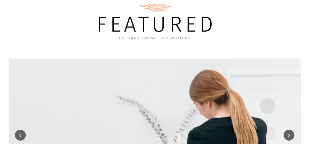 Featured Template Blogspot Gratis