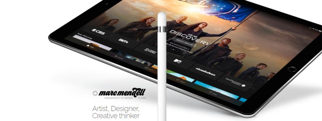 3D Element Website Marc Mendell