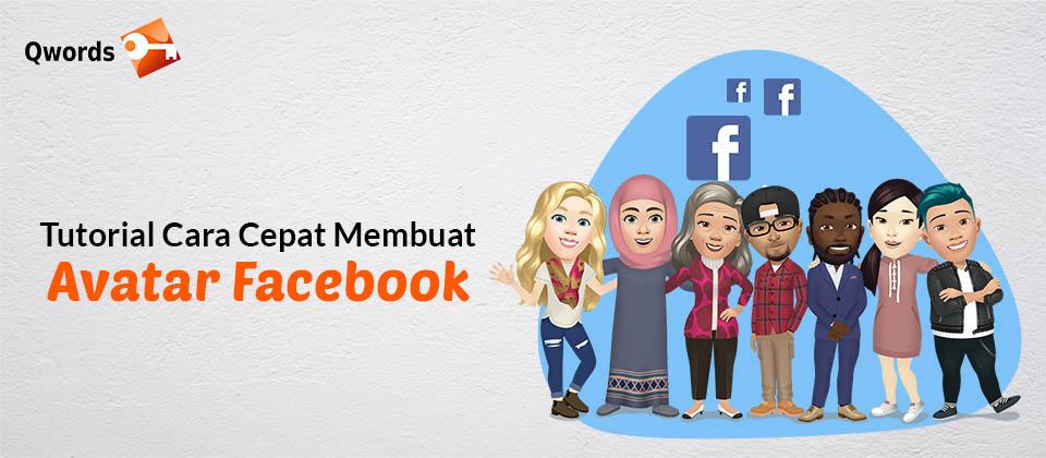 Cepat Membuat Avatar Facebook