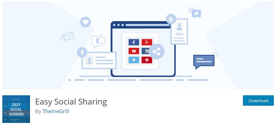 Easy Social Sharing