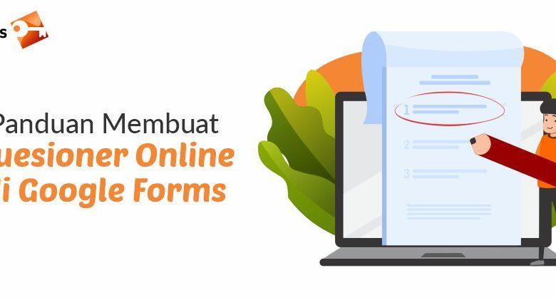 Membuat Kuesioner Online di Google Forms