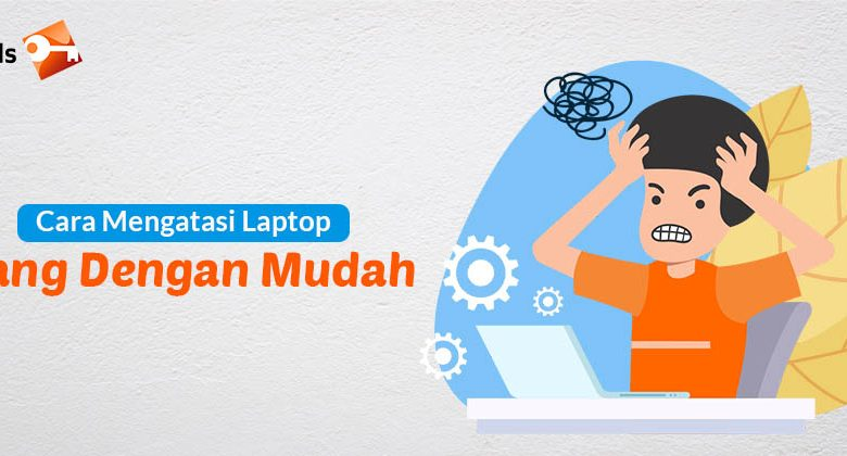 Mengatasi Laptop Hang