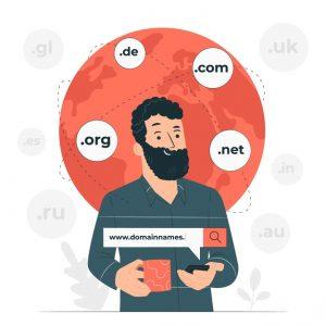 Nama domain untuk bisnis