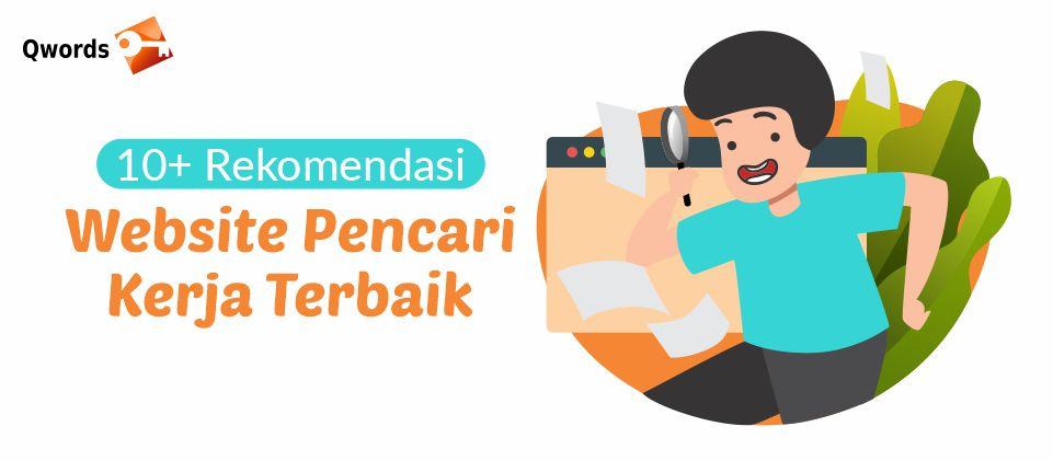 Rekomendasi Website Pencari Kerja