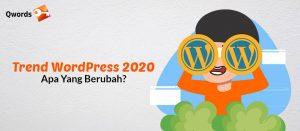 Trend WordPress 2020