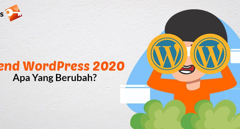 Trend WordPress 2020