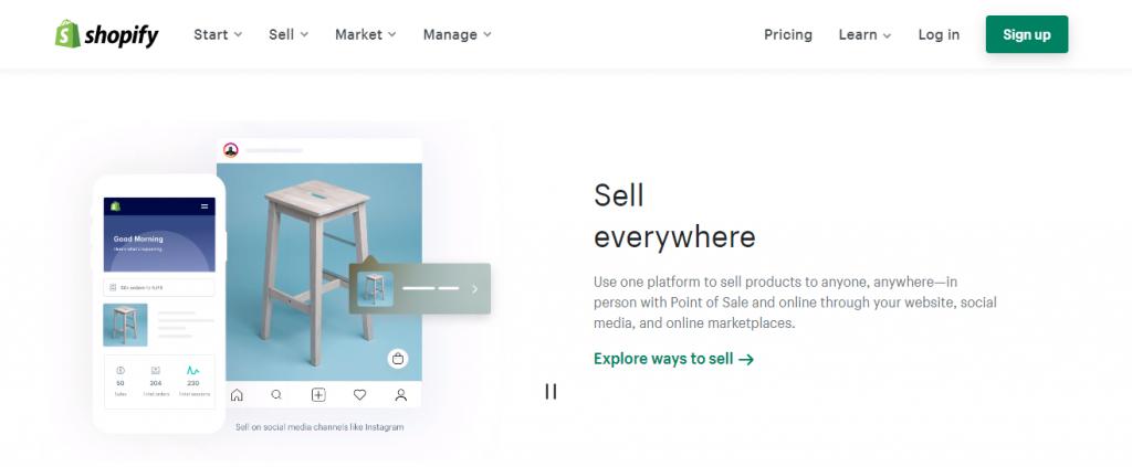 Contoh Website Dengan Whitespace