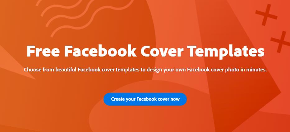 Desain Sampul Facebook Menggunakan Adobe Spark