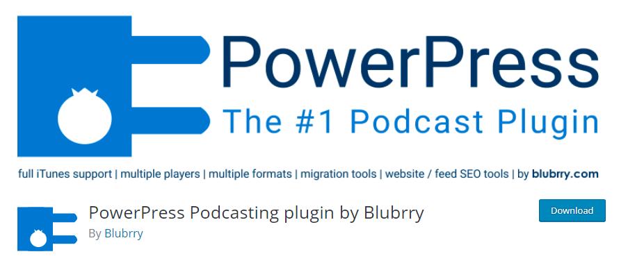 PowerPress Plugin