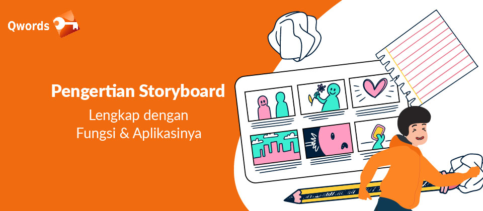 Pengertian Storyboard