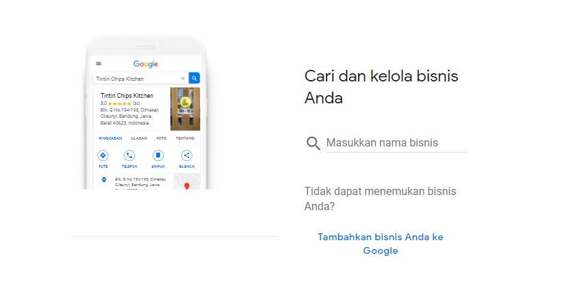 Cara Menambahkan Lokasi di Google Maps Melalui Google My Business