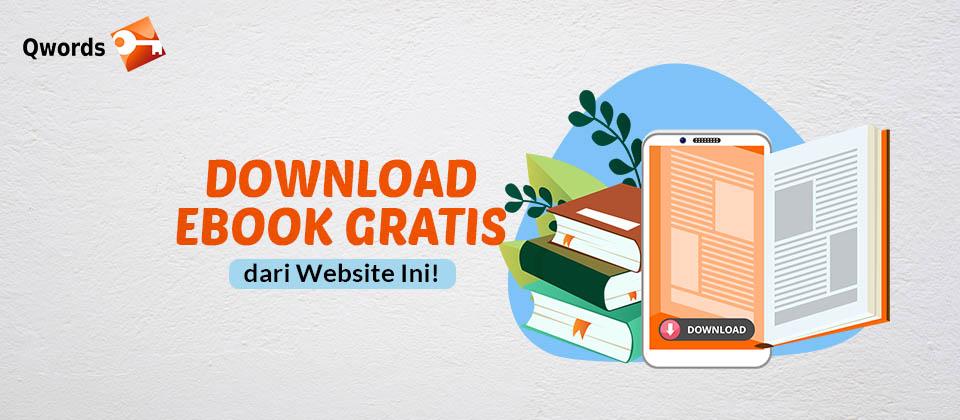 Download Ebook Gratis dari Website Ini