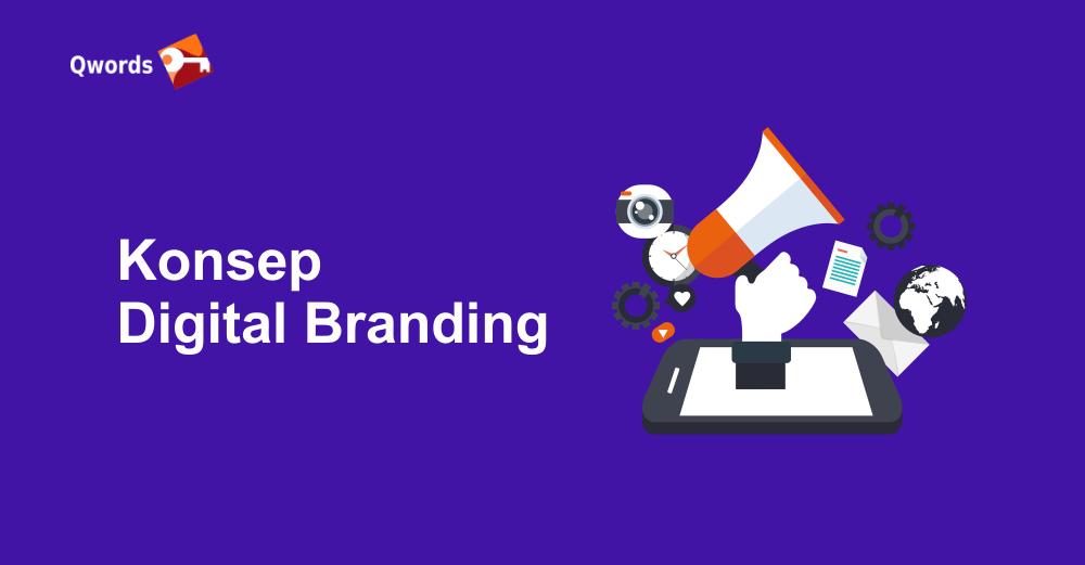 konsep digital branding