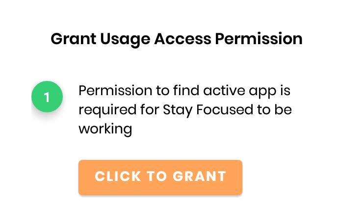 Pengaturan Access Permissions