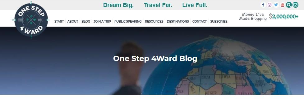 Contoh Travel Blog