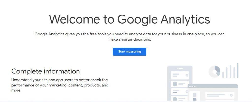 Manfaatkan Google Analytics