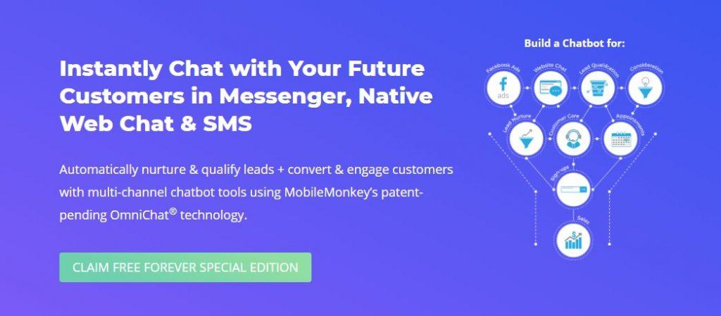 Website MobileMonkey