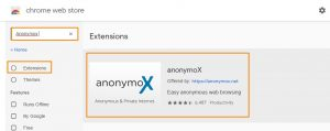 Anonymox Download