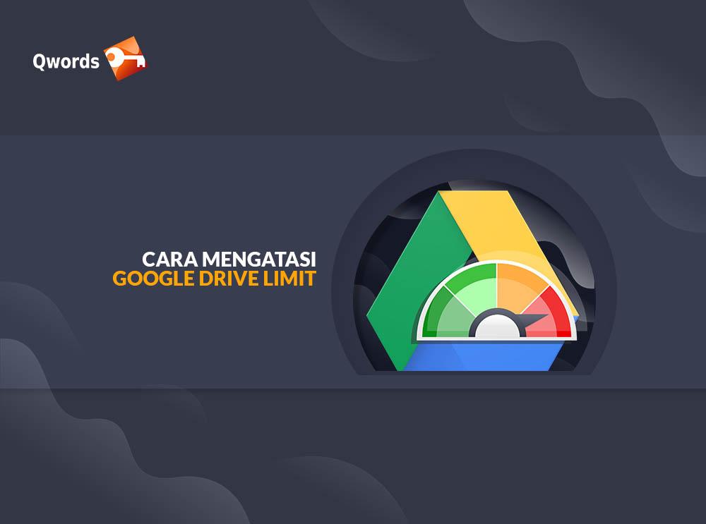 32+ Cara Membuka Link Google Drive Yang Limit paling mudah