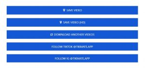 Pilihan download TikMate