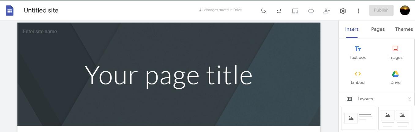 Cara Praktis Membuat Website Dengan Google Site Qwords