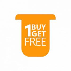Beli satu gratis satu