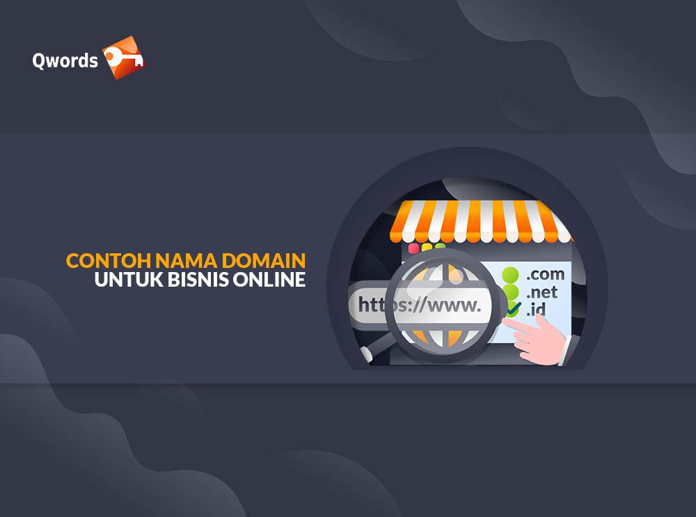 Contoh Nama Domain Untuk Bisnis Online