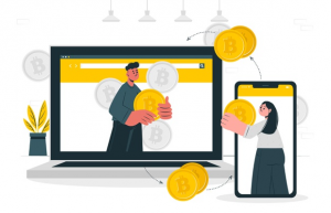 Peer-to-Peer-Transaktion
