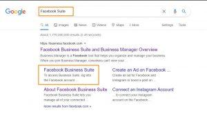 Facebook Suite