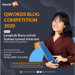 Qwords Blog Competition